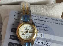 ساعة أصلية صناعه يابانية