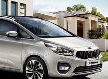 Gasoline Kia Carens 2019