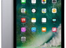 New Apple iPad - March 2017 - 9.7 Inch Retina Display with Facetime - 32GB, WiFi, iOS 10, Space Gray