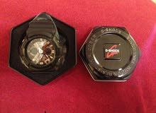 CASIO G-SHOCK WATCH FOR SALE ساعة كاسيو للبيع اصلية مشتراه  من الوكيل استخدام شخصي عدة مرات فقط