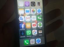 iPhone 5s بحالة ممتاز يجتاج للفرمتة
