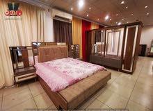 وصل حصريا غرف نوم تركي افخم الموديلات وجودة عالية وكمان ضمان صيانة لمدة 3 سنوات
