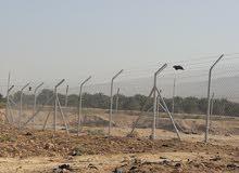 تشييك مزارع .استصلاح اراضي وبناء سناسل
