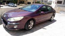 Used condition Peugeot 407 2005 with 120,000 - 129,999 km mileage