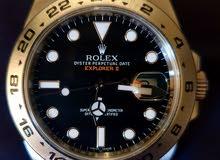 Rolex Explorer II 216570 (black dial)