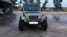 Jeep Wrangler car for sale 2004 in Tarhuna city