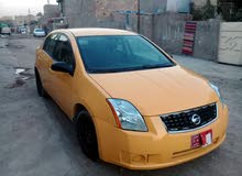 Nissan Sentra made in 2008 for sale