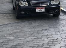 مرسيدس 2006 فل اوبشن للبيع ملكية وتامين سنة السيارة نظيفة والحمدلله