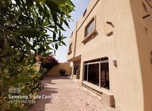 SAAR  BEAUTIFUL 4 BEDROOM SEMI FURNISHED #VILLA WITH PRIVATE POOL BHD: 800/-