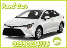 Toyota Corolla in Cairo for rent