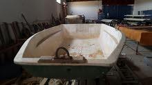 قارب (فلوكة) فايبر للبيع
