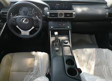 للبيع لكزس IS250 2015