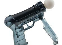 مطلوب ملحقات ps3 مسدس و عصا قيادة سيارات