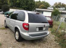 Gasoline Fuel/Power   Chrysler Voyager 2005