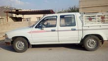 Diesel Fuel/Power   Toyota Hilux 1991