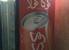 ثلاجة عرض كوكاكولا