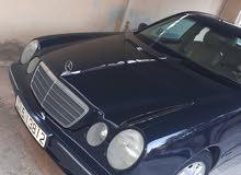 Mercedes Benz مرسيدس E200 وكالة