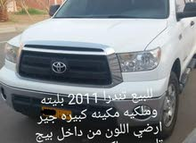2011 Used Tundra with Automatic transmission is available for sale