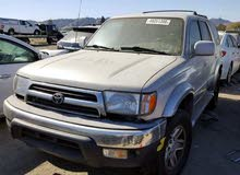 Used condition Toyota 4Runner 1999 with 0 km mileage