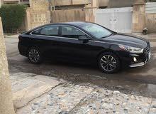 Hyundai Sonata car for sale 2018 in Baghdad city