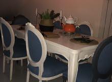 طاولة طعام فاخره