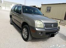 Mercury Mountaineer car for sale 2004 in Al Riyadh city