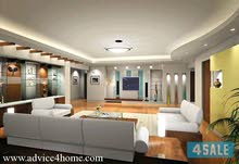 all Types of decore and Gypsum Board works
