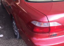 Automatic Red Honda 2001 for sale