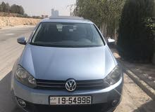 Blue Volkswagen Golf 2010 for sale