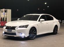 White Lexus GS 2014 for sale