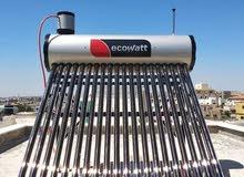 سخانات شمسية Ecowatt