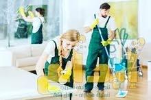 شركة ليالي لجميع اعمال التنظيف ومكافحة الحشرات