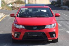 Automatic Red Kia 2013 for sale