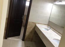 للايجار شقة نظيفة 3 غرف وصاله ومطبخ 3 حمامات في شخبوط