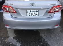 Toyota Corona 2012 For sale - Silver color