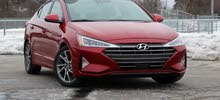 Automatic Hyundai 2020 for rent
