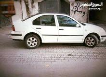 سيارة قولف بورا موديل 2000 بودي بسعر 3000 دولار
