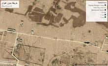 قطعة ارض للبيع بوفاخرة