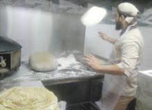 معلم خبز صاج + خبز عربي مصري