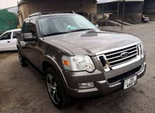 Automatic Gold Ford 2007 for sale