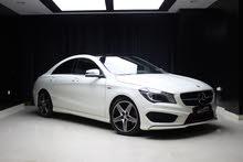 For sale 2015 White CLA