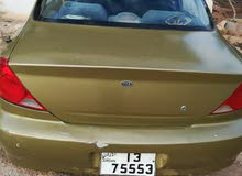 Kia Spectra 2000 For sale - Yellow color