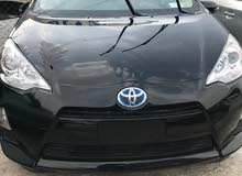 Toyota Prius C 2014 For sale - Black color