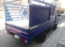 كيا بنجو موديل 2011 لون أزرق عادي