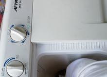 غسالات للبيع توجد لدينا غسالات ملابس مستعمله نظيفه مع الظمان
