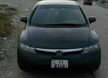 Hybrid Fuel/Power   Honda Civic 2007
