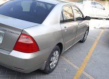 للبيع كورلا 2005