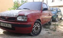 For sale Nissan Micra car in Zliten