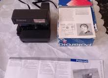 كاميرة polaroid 636 قديمة نقية