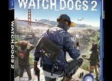لعبة واتشدوقز 2 للبيع    Watchdogs 2 for sale   ps4